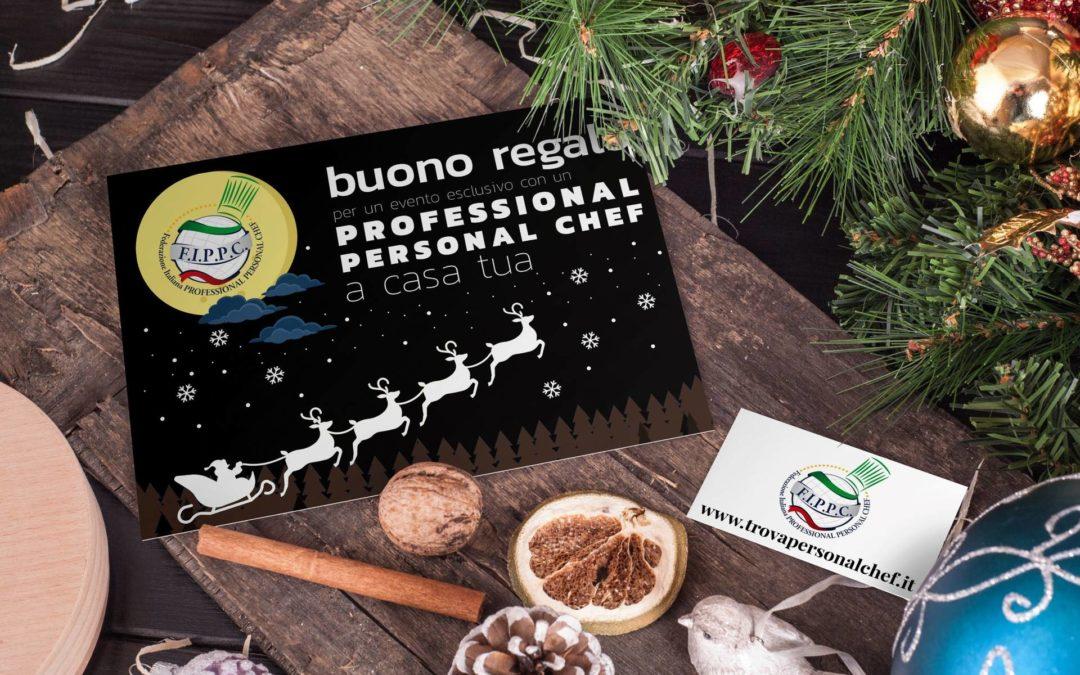 A Natale regala un esperienza con un Professional Personal Chef